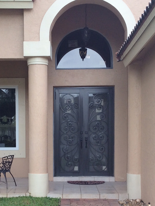 Impact Decorative Aluminum Doors Doors Amp Plus